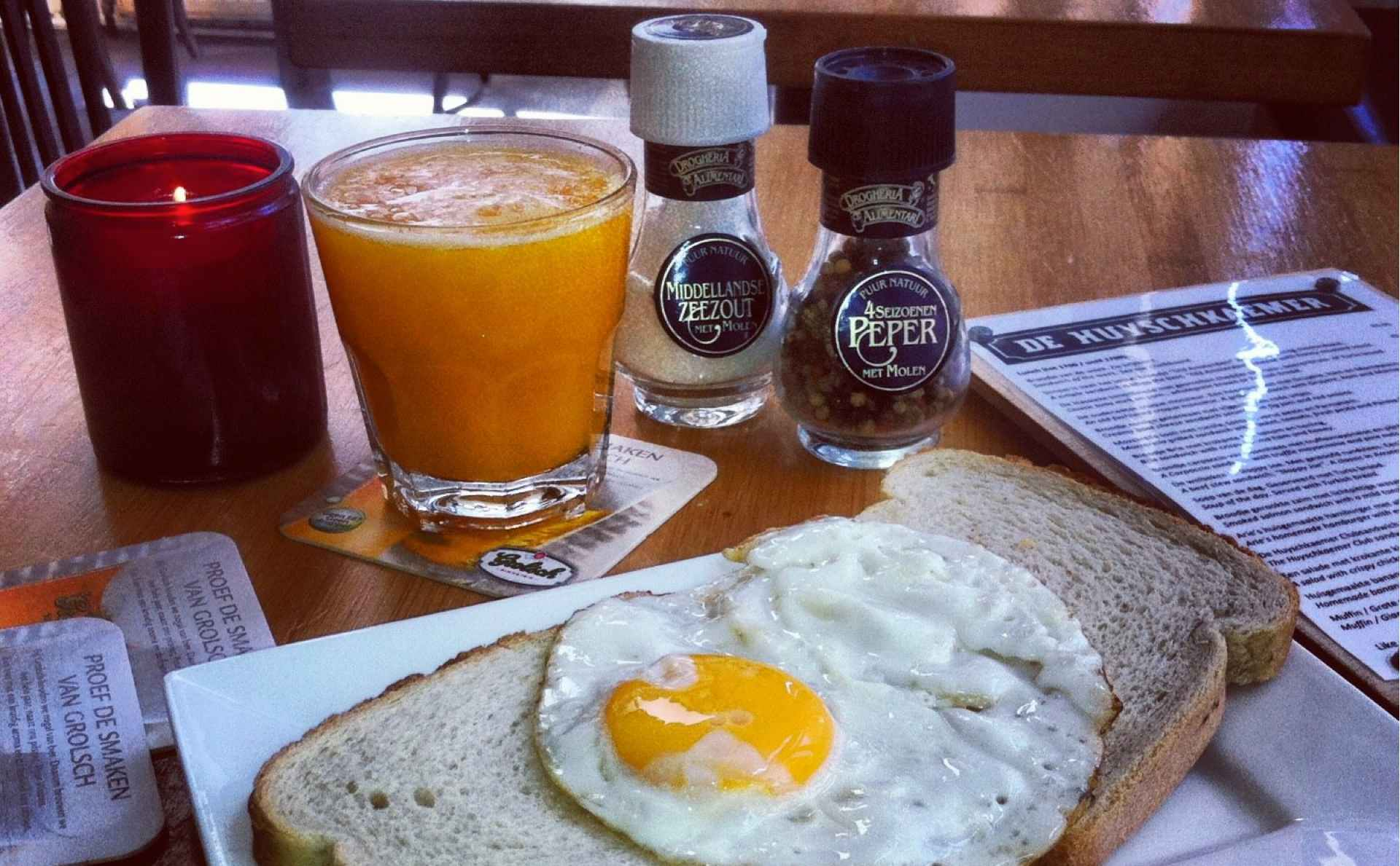 Ontbijt Huyschkaemer
