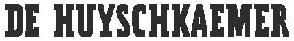 De Huyschkaemer